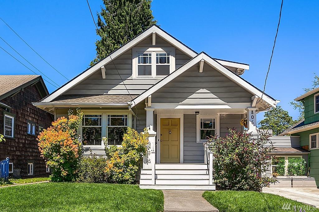Photo 1 806 NE 60th St Seattle WA 98115