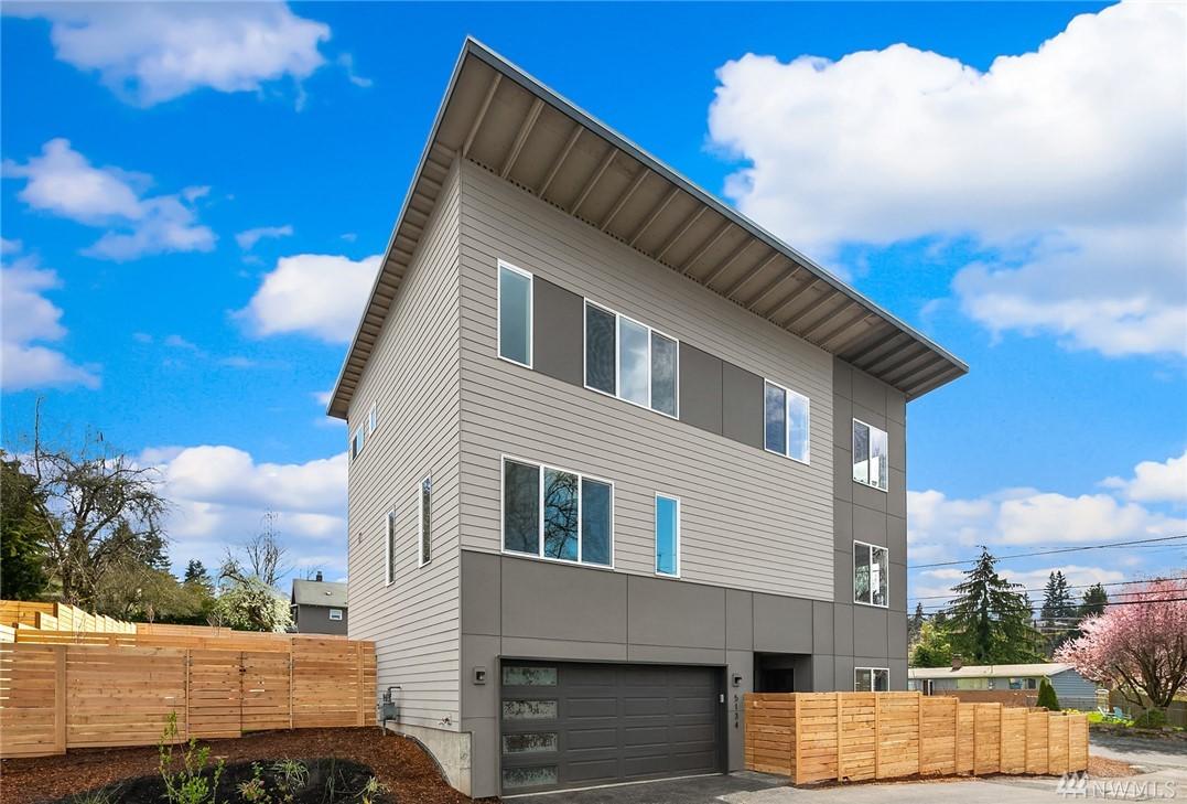 5134 S Creston (Lot A) St Seattle WA 98178