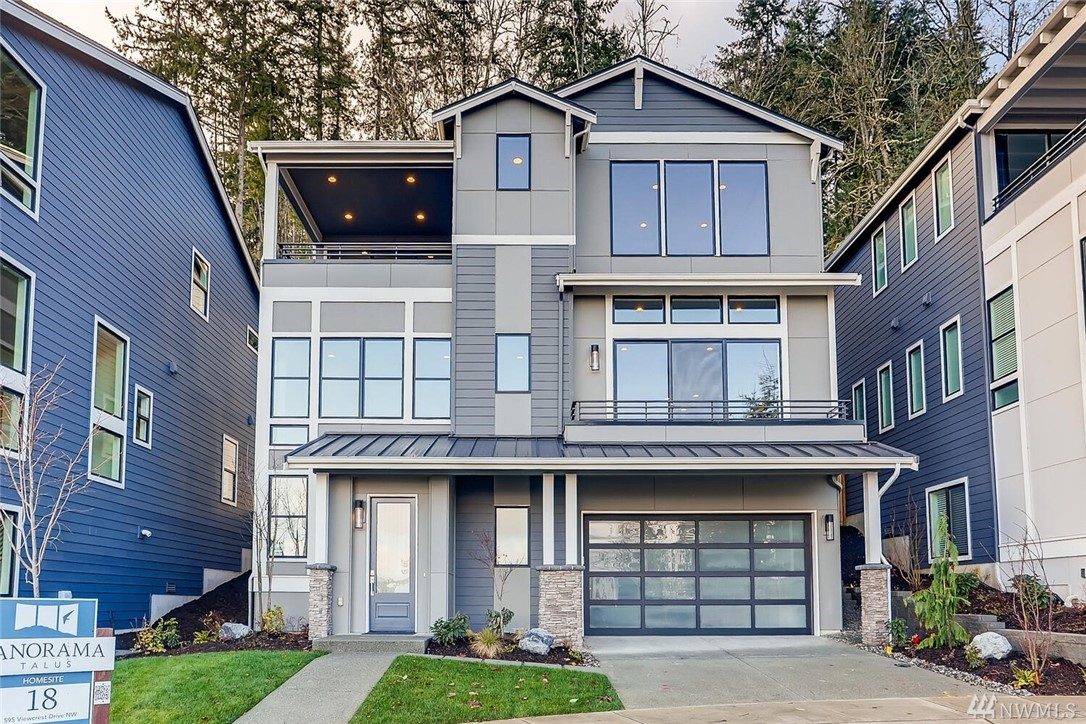 467 Foothills Dr NW Issaquah WA 98027