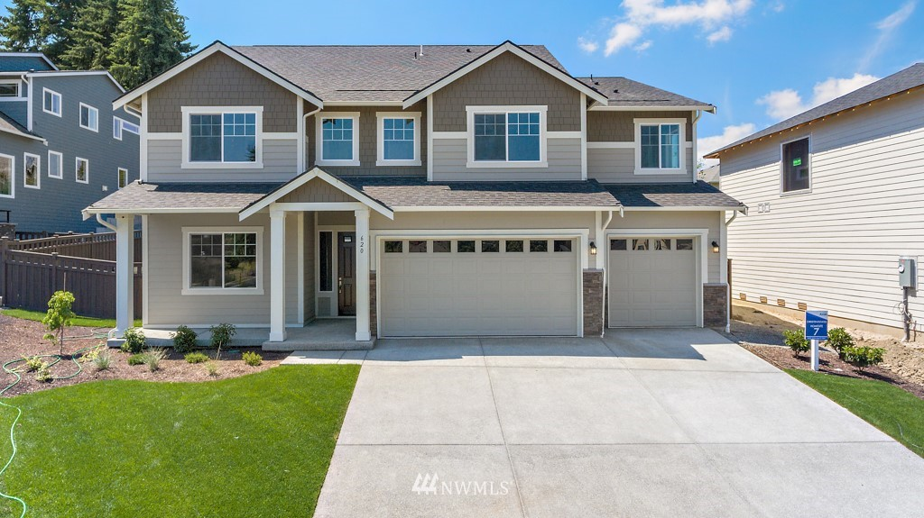 620 20th (Lot 007) Ave Ct SW Puyallup WA 98371