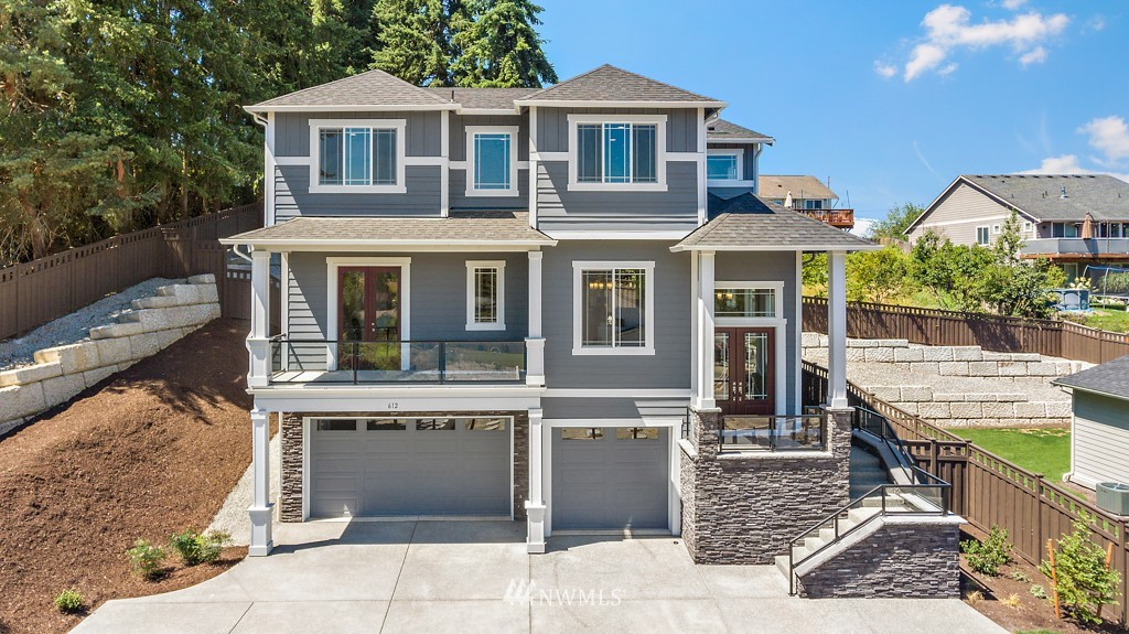 612 20th (Lot 008) Ave Ct SW Puyallup WA 98371