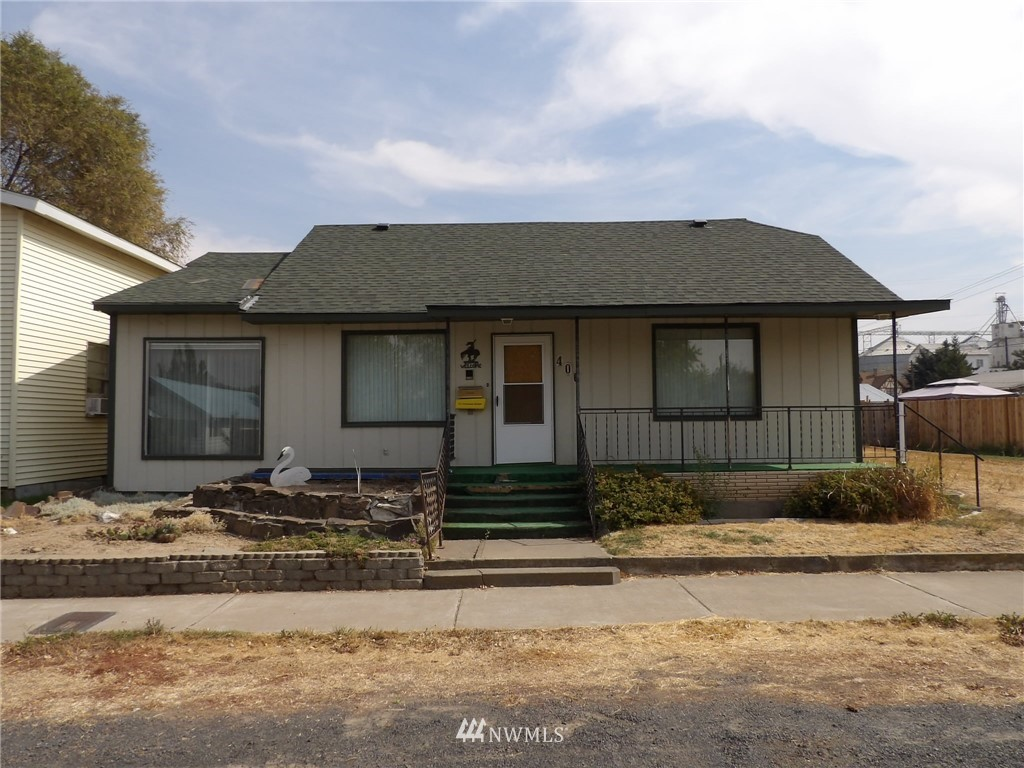 406 E Alder Ave Ritzville WA 99169