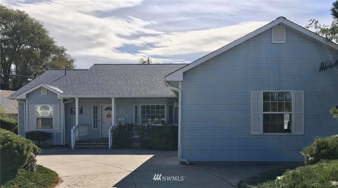 330 10th Ave SW Ephrata WA 98823