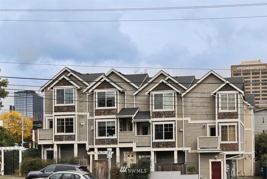 4346 7th Ave NE Unit D Unit D Seattle WA 98105