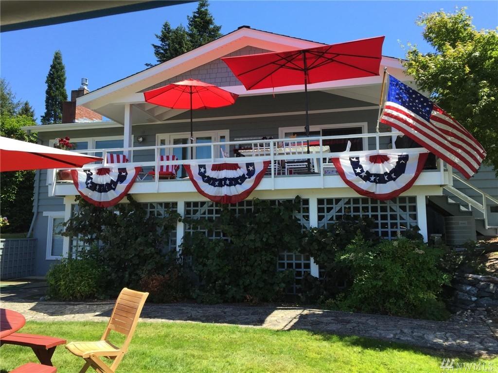 Photo 1 492 6th FI Ave Fox Island WA 98333